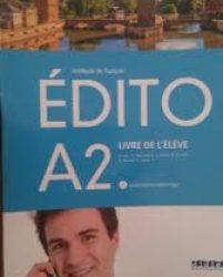 EDITO A2 L