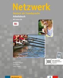 Netzwerk B1 Arbeitsbuch